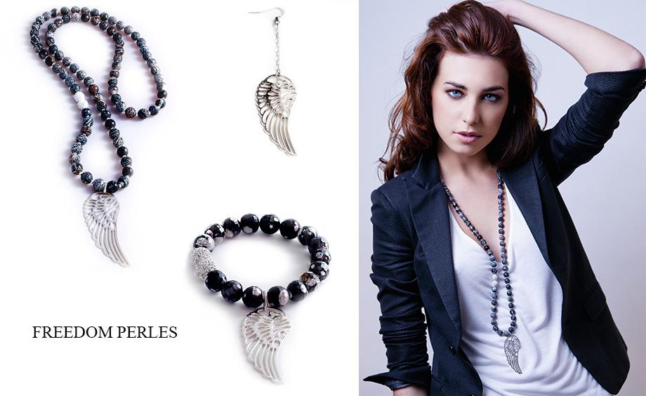 freedom perles
